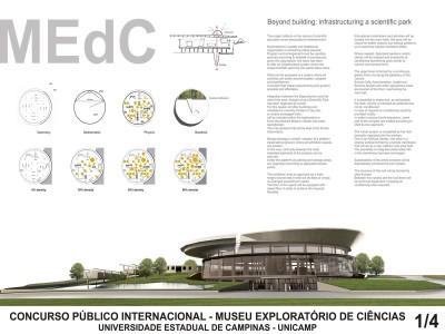 Museo Exploratorio de Ciencias, Campinas, Brasile