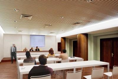 Riqualificazione Uffici Banca d'Italia